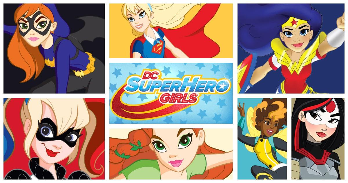 imagenes de dc super hero girls