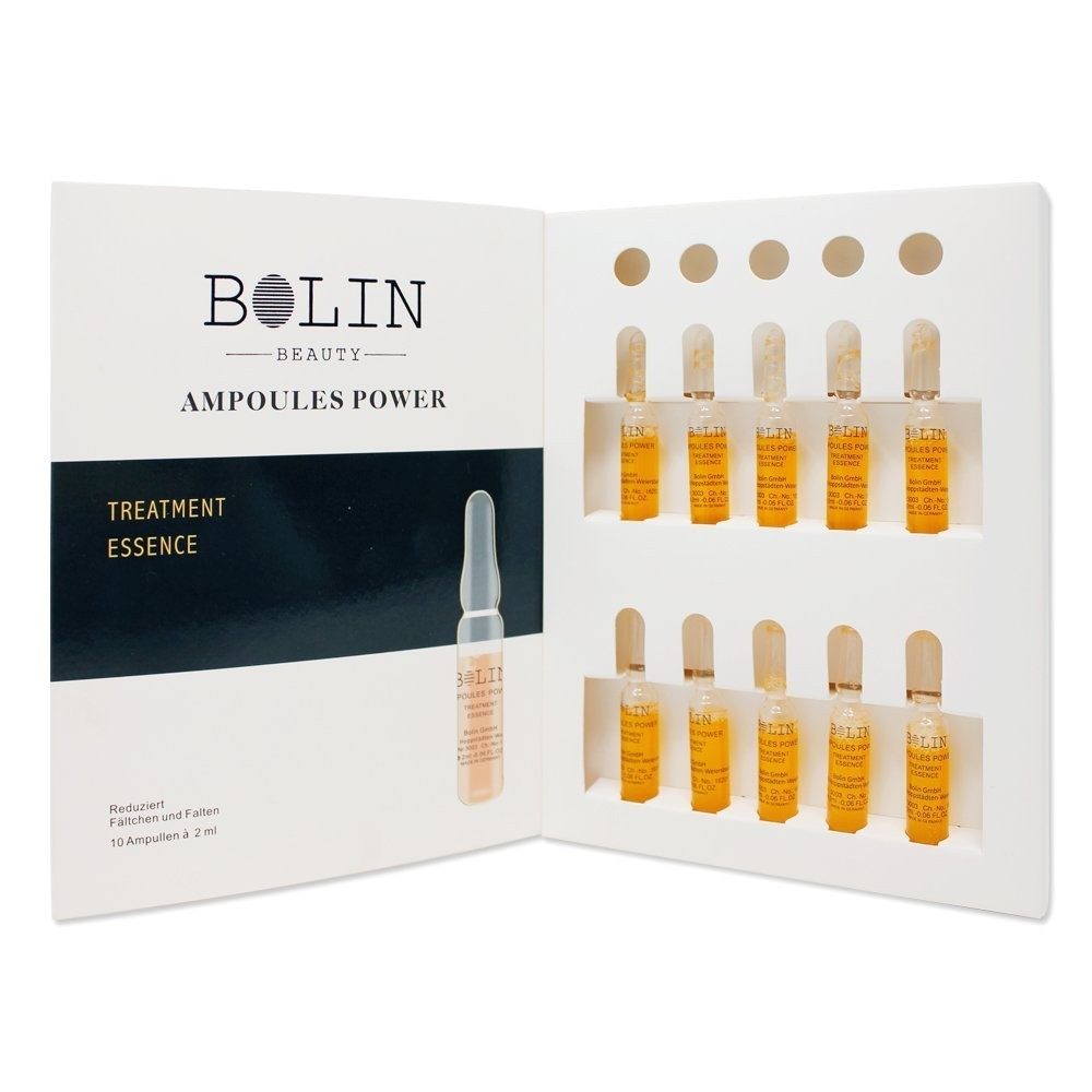 bolin stem cell ampoules face serum 10 x 0 06 fl oz 2 ml