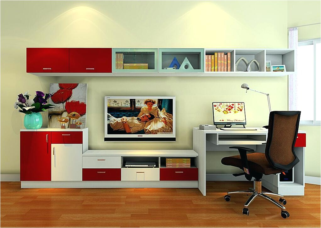 Desk and Tv Stand Combined | AdinaPorter