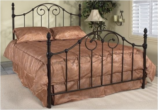 how to determine age of an antique metal bed frame
