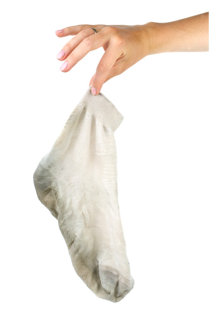 dirty sock syndrome
