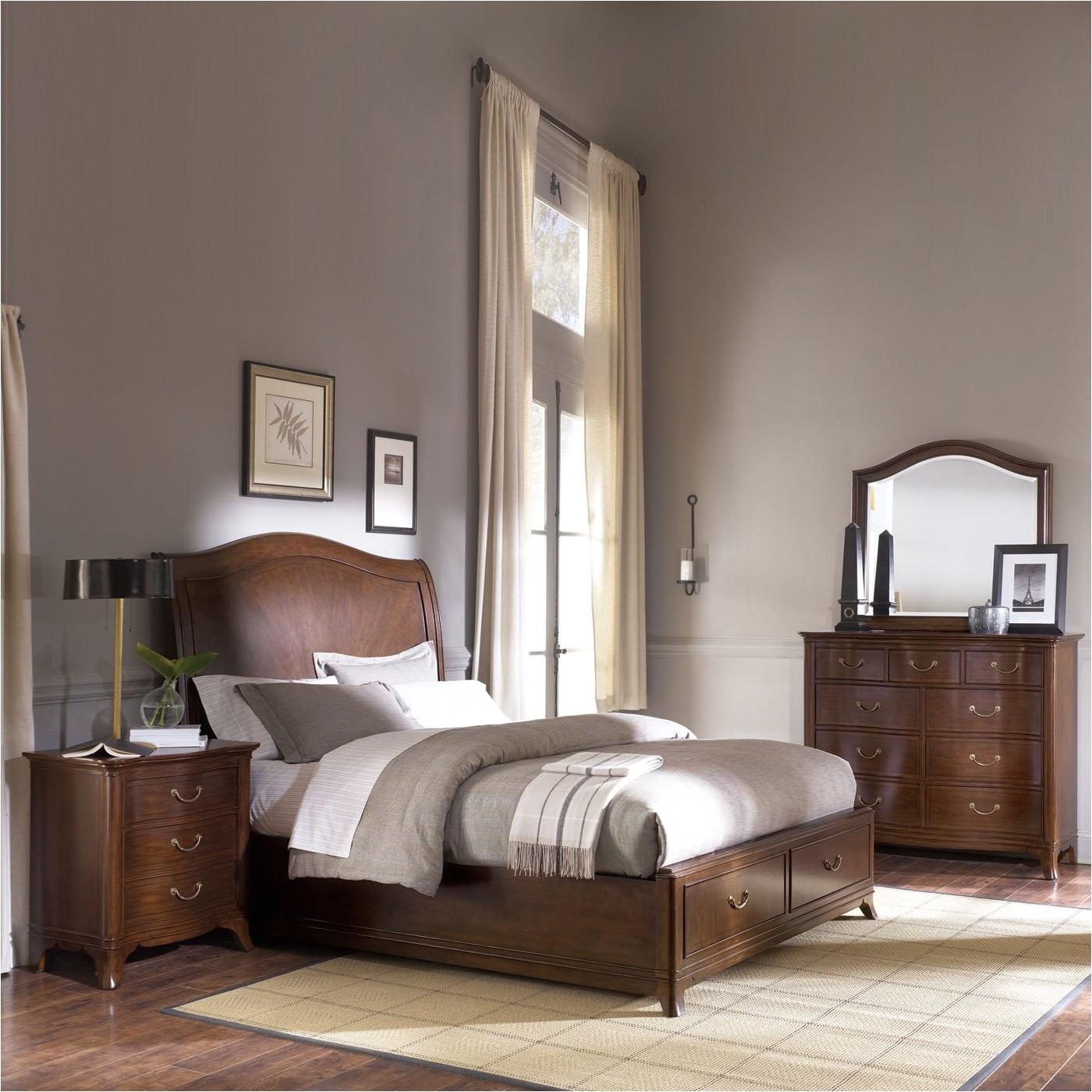 american drew bedroom furniture beautiful american drew cherry grove sleigh bedroom set