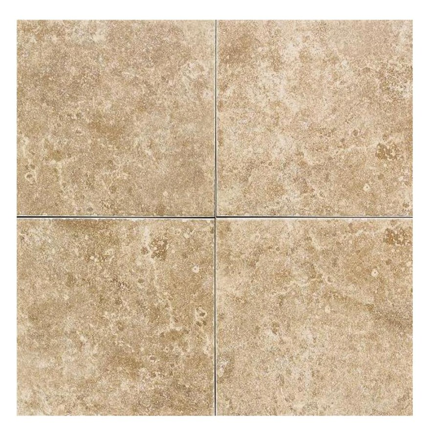 american olean 11 pack carriage house saddle ceramic floor tile common 12
