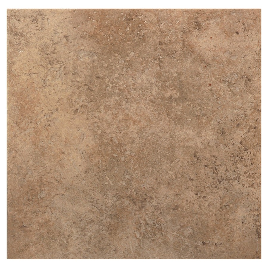 american olean 12 in x 12 in barella mocha ceramic floor tile