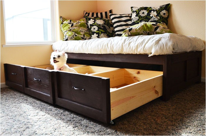 daybed storage trundle drawers