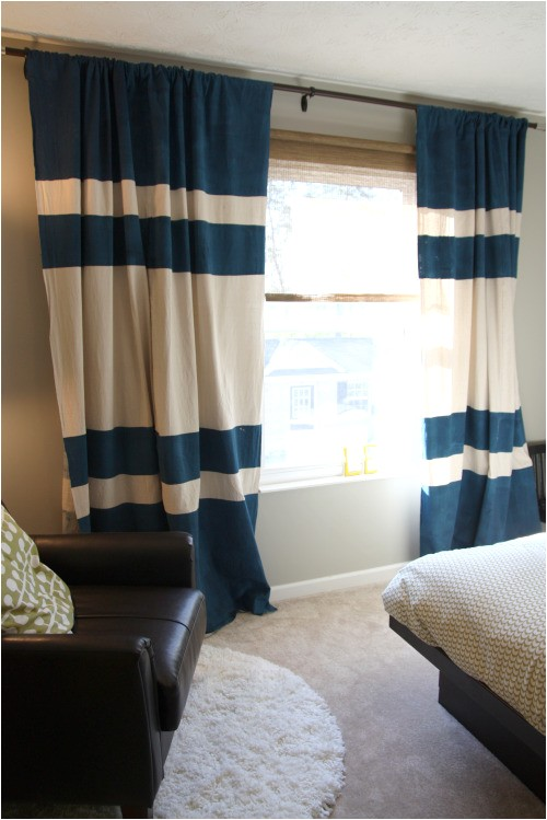 Diy Drop Cloth Curtains with A Twist Diy Drop Cloth Curtains with A Twist Curtain Menzilperde Net