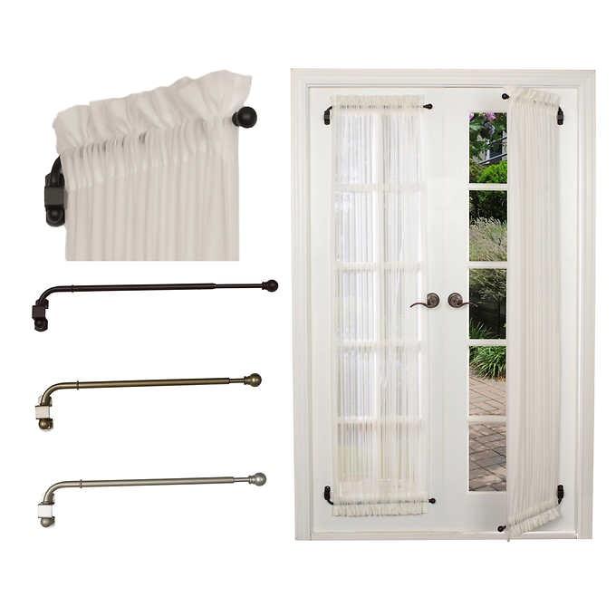 Diy Swing Arm Curtain Rod Diy Swing Arm Curtain Rod Curtain Menzilperde Net