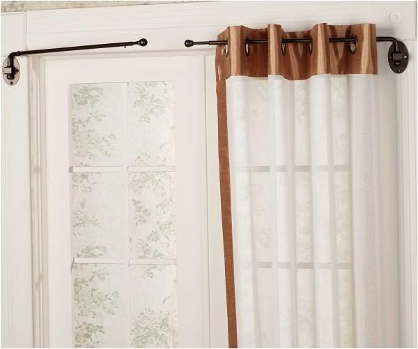 1yq64woiy3 swing arm curtain rod