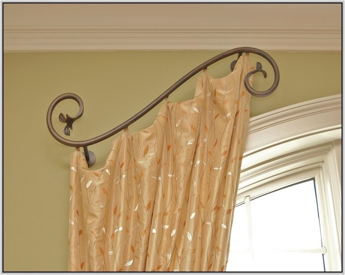 38789 swing arm curtain rods australia