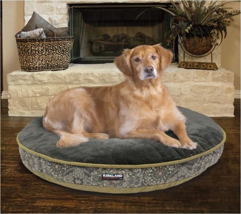 costco dog bed custom costco uk kirkland signature x bolster dog 5bf80f1329011d35