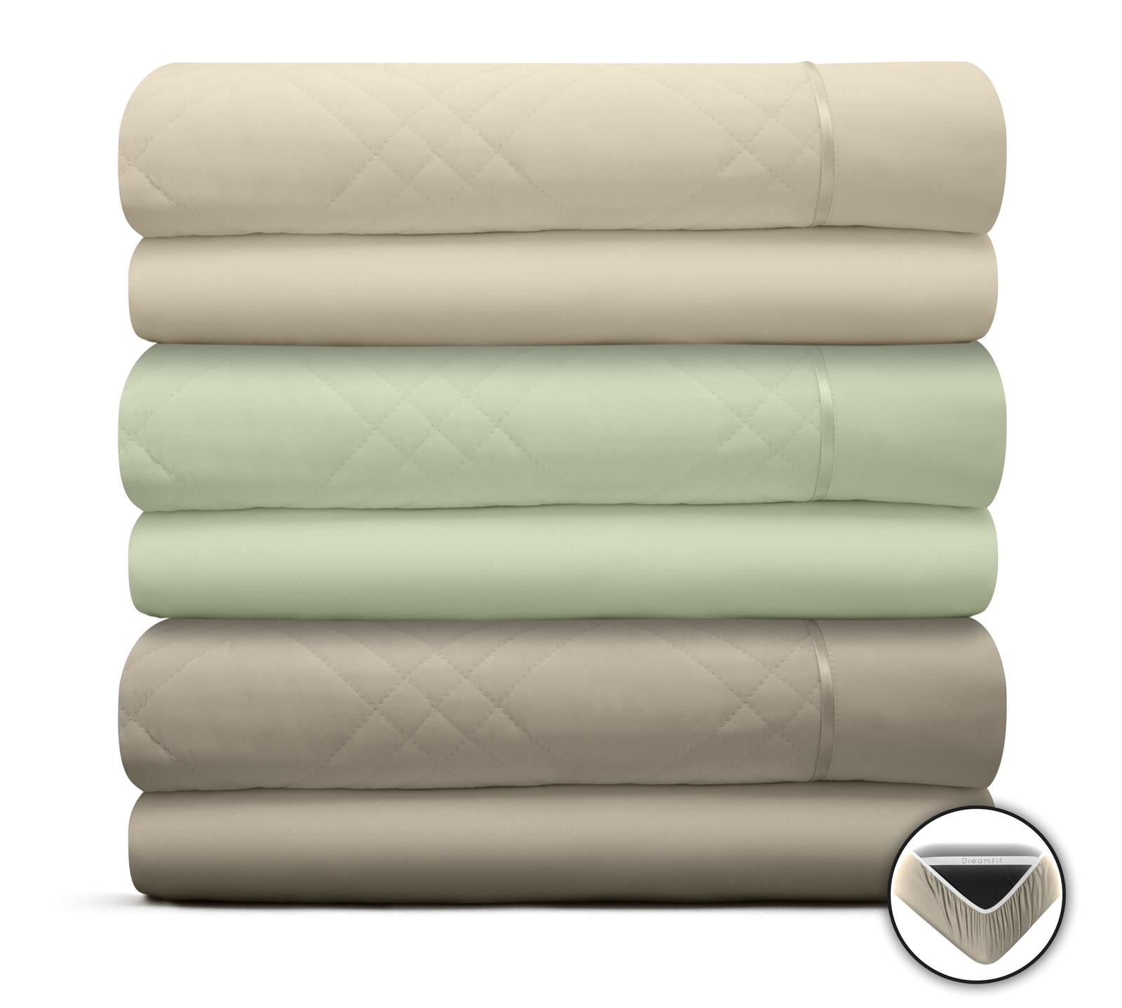 springs sheet sets green
