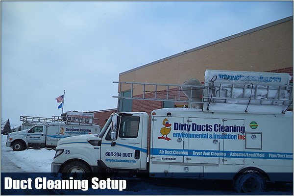 duct cleaning images