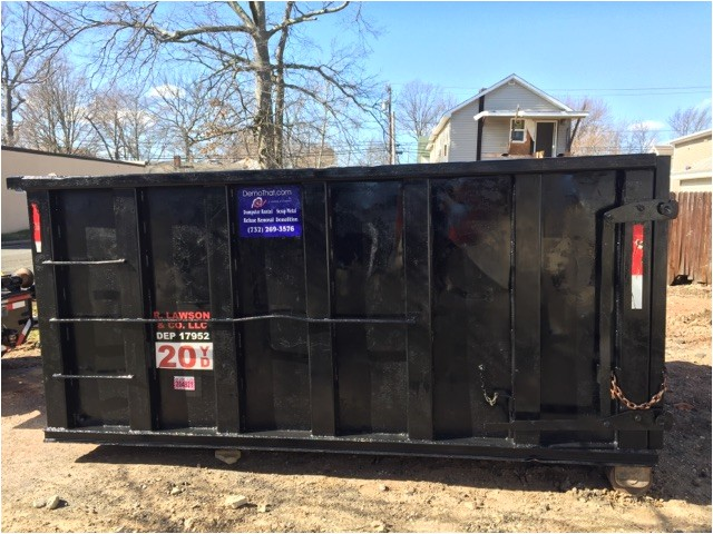 yard dumpster rental ocean county allotment p 39