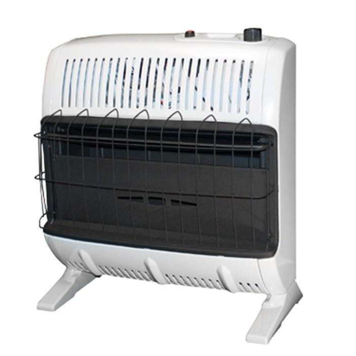 ventless propane garage heater