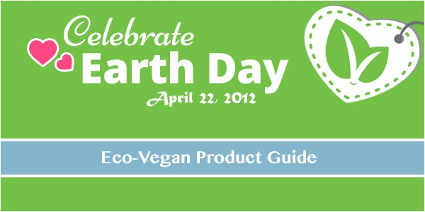 eco vegan earth day guide