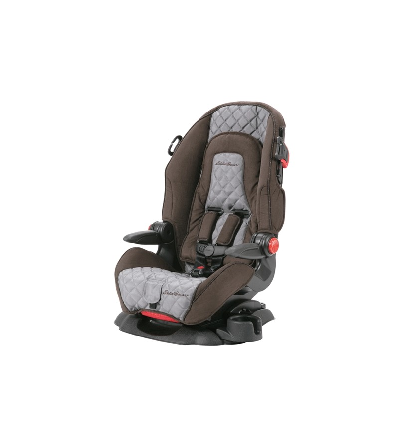 eddie bauer deluxe high back booster car seat chl