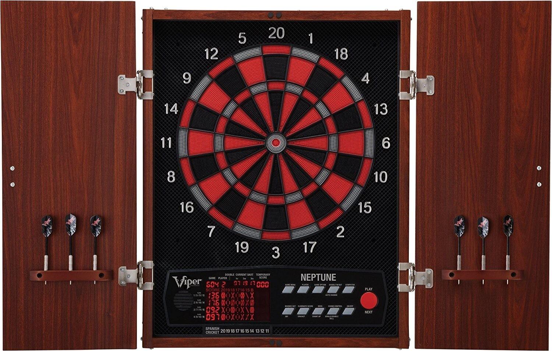 best electronic dart board reviews