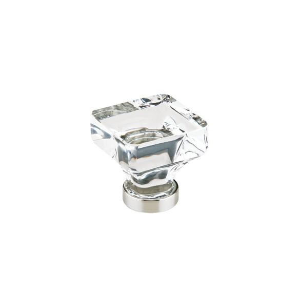 Emtek Crystal Cabinet Pulls Emtek Lido Crystal Cabinet Knob