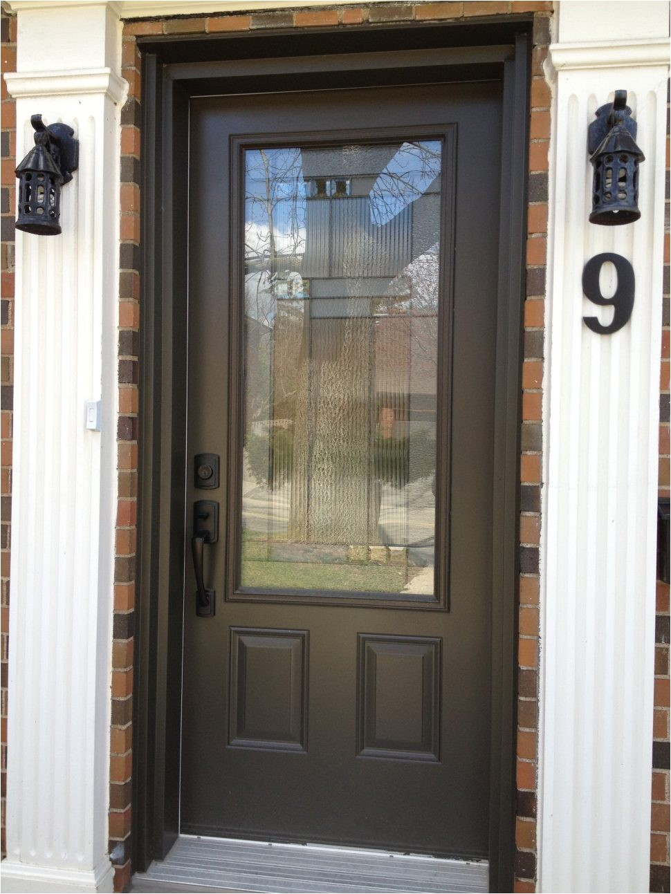 estimable lowes glass doors exterior backyards decorative glass inserts for exterior doors front 9ef730998e5acfe4
