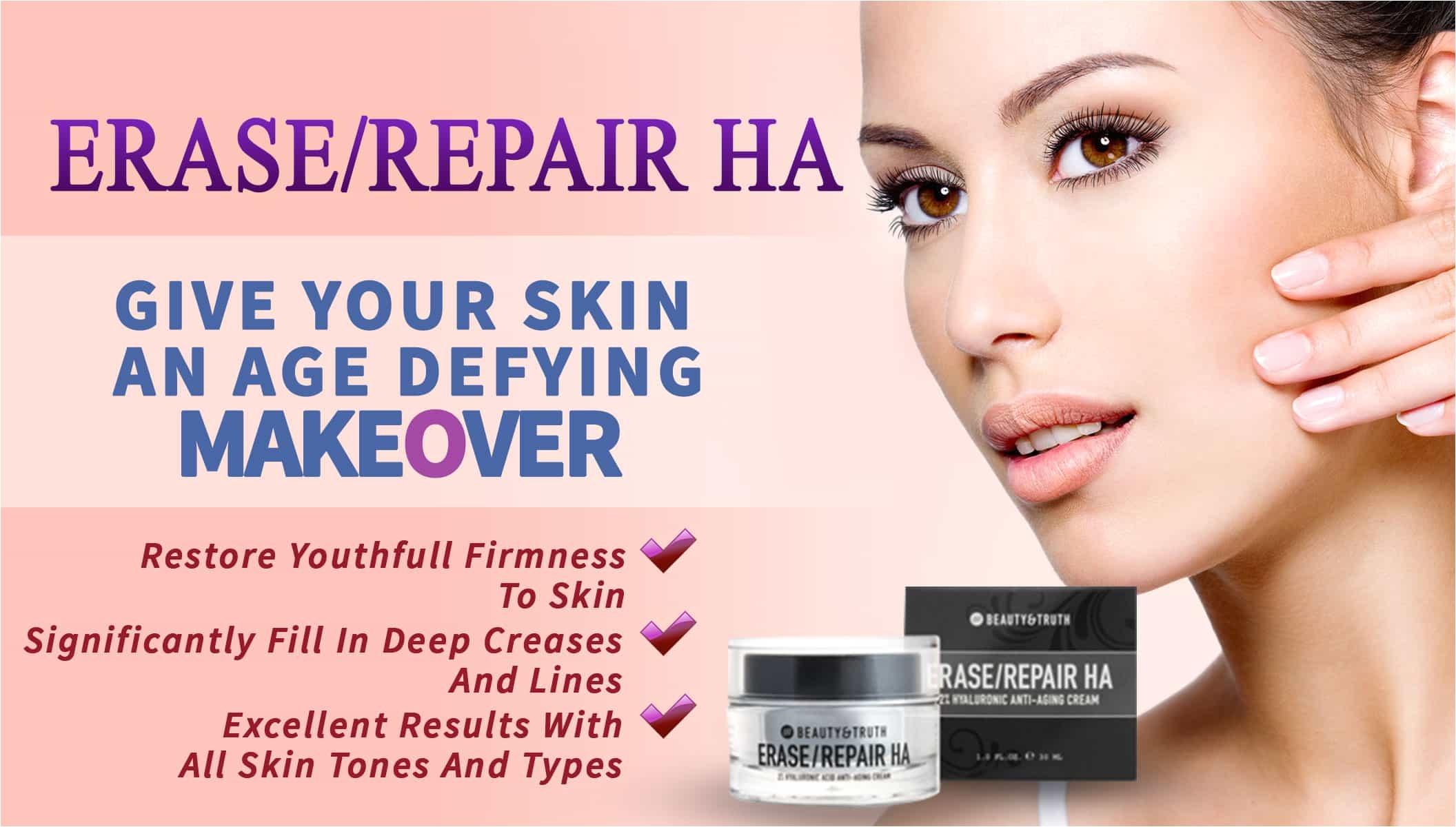erase repair ha skincare free trial review