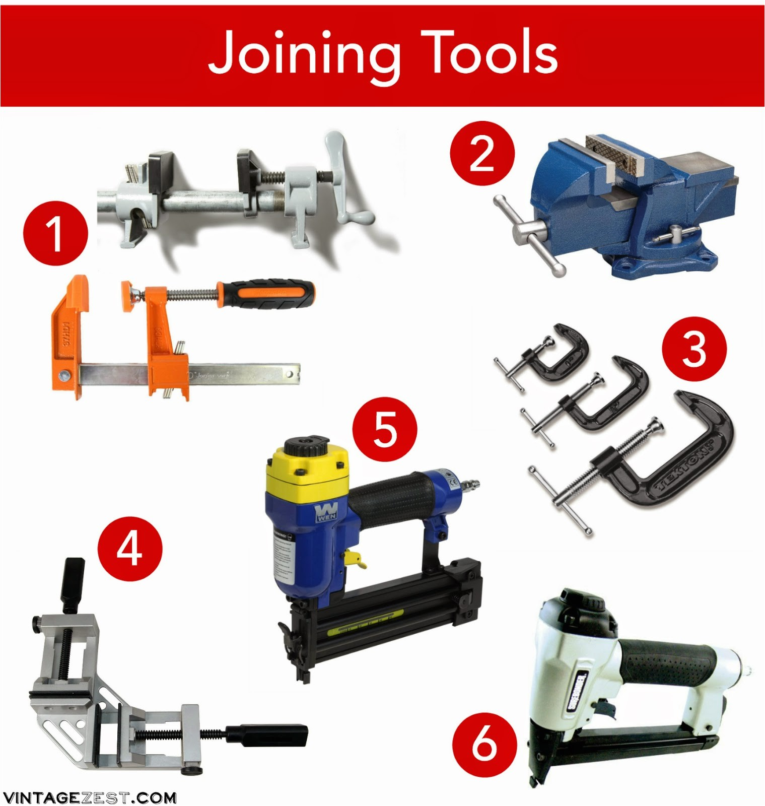 essential woodworking tools for