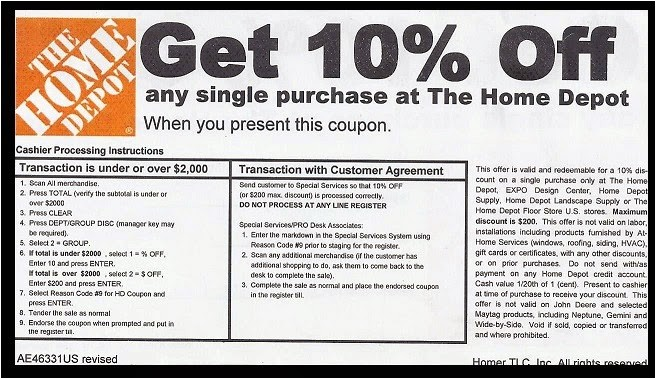 home depot paint coupons printable