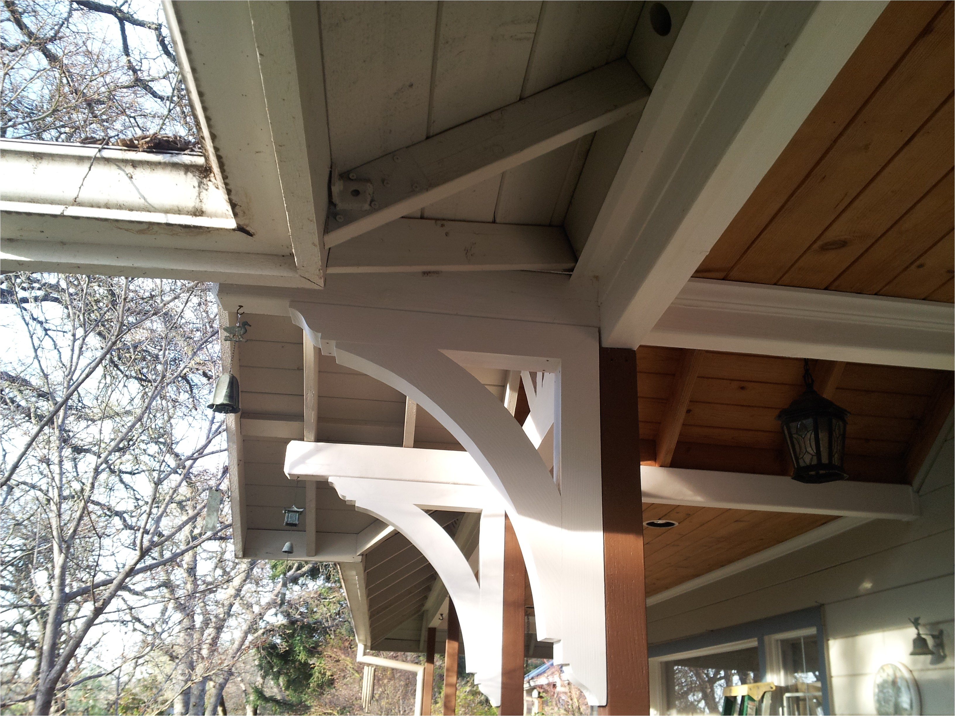Exterior Structural Wood Brackets Canada Adinaporter