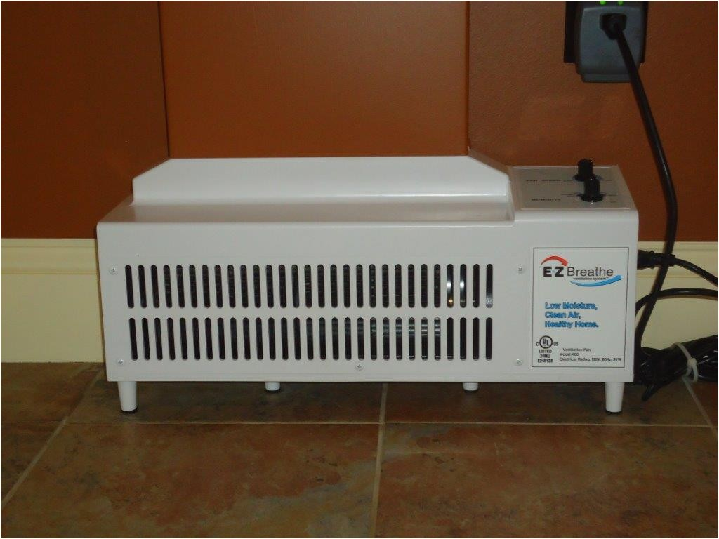 Ez Breathe Ventilation System Vs Dehumidifier the Benefits