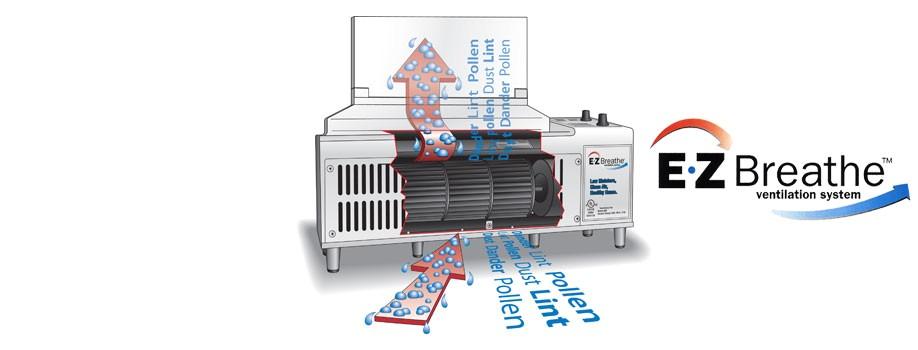 ez breathe ventilation system