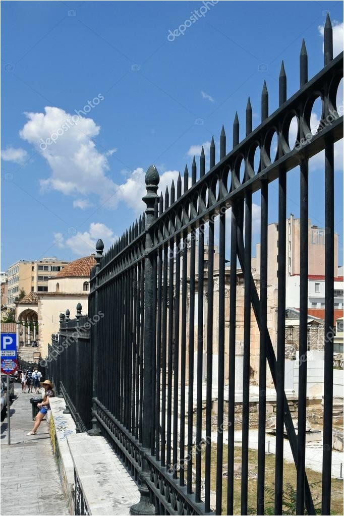 athens fence
