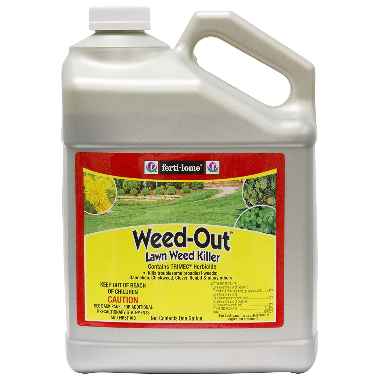 amazon com vpg fertilome 405 he 1gal weed out weed killers garden outdoor