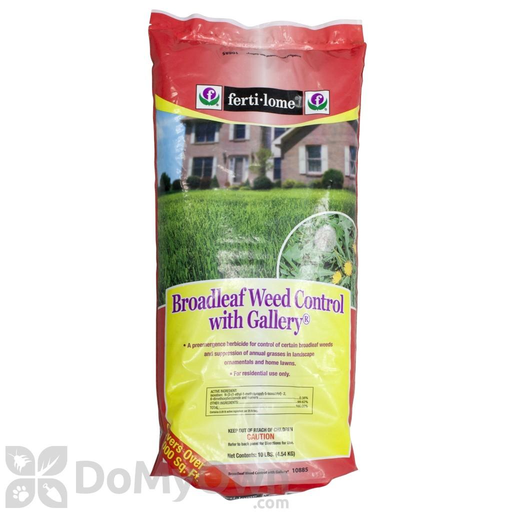 Fertilome Broadleaf Weed Control with Gallery Ferti Lome Broadleaf Weed Control with Gallery