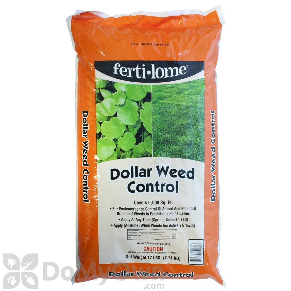 ferti lome dollar weed control