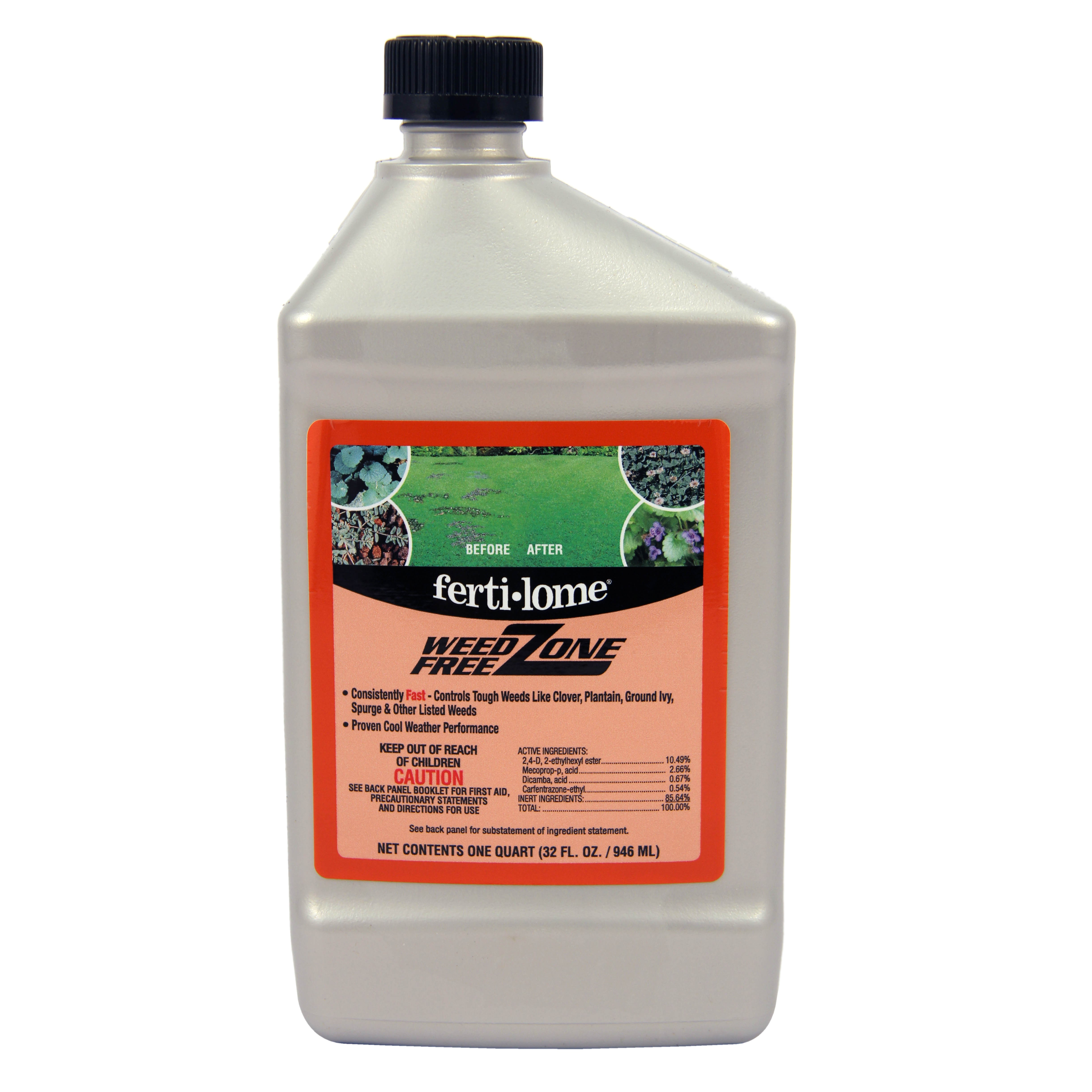 ferti lome weed free zone concentrate 1 qt