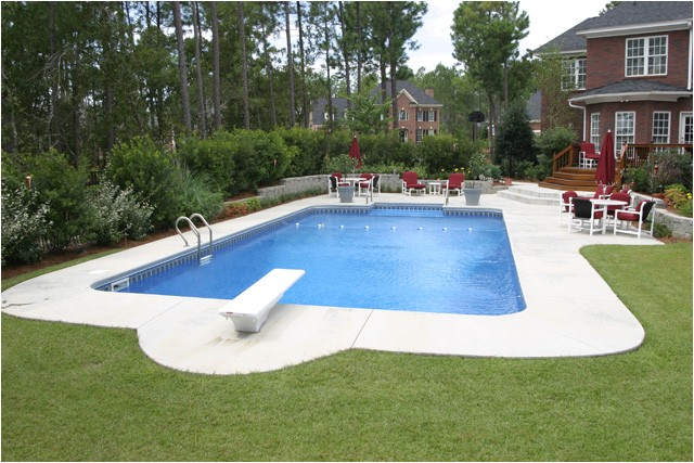 Fiberglass Pools Columbia Sc Inground Pools Above Ground Pools Griffin Pools and Spas