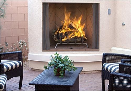 44 elite wood fireplace