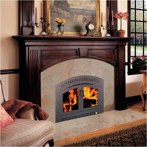 fpx 44 elite wood fireplace