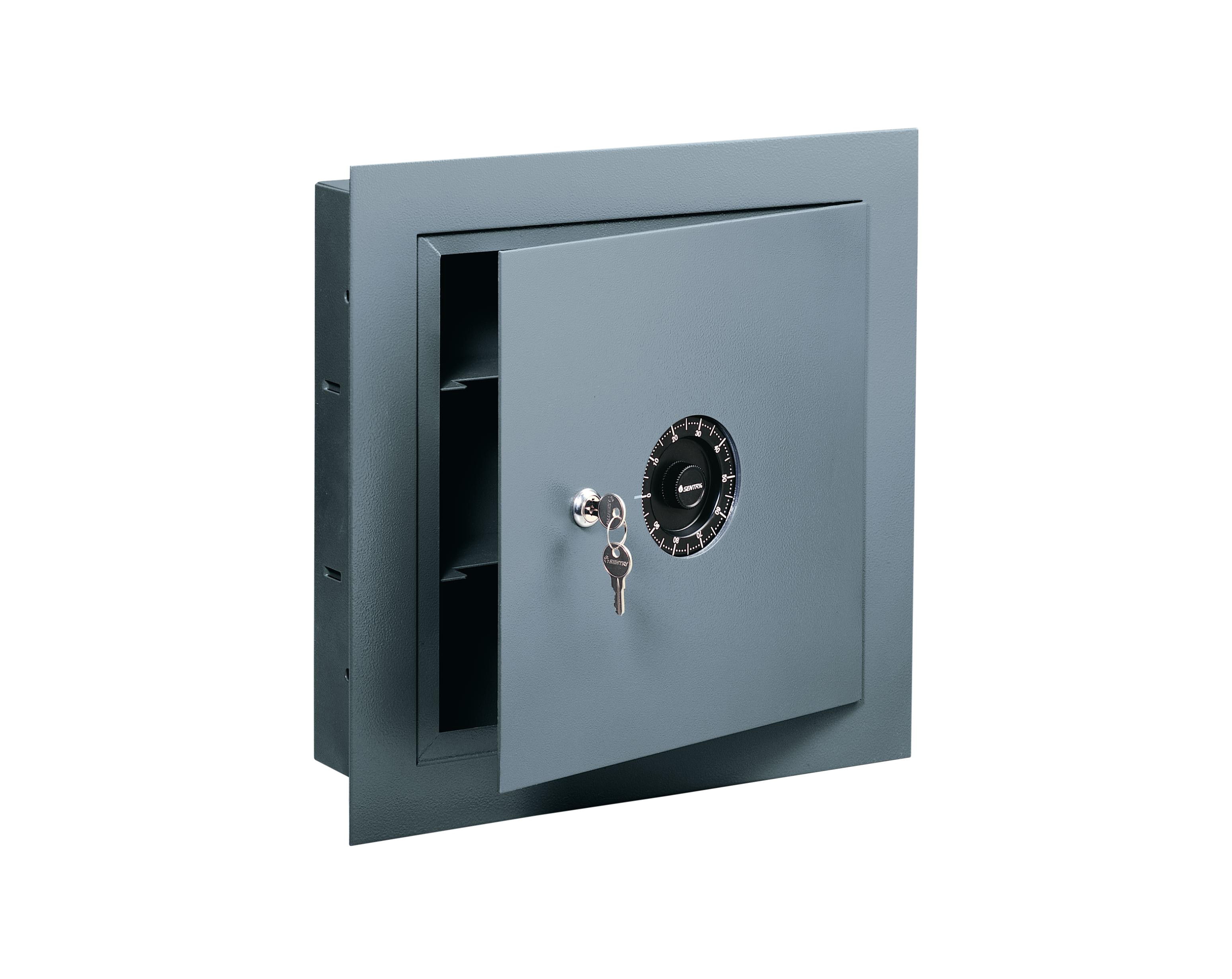 fireproof wall safes between studs