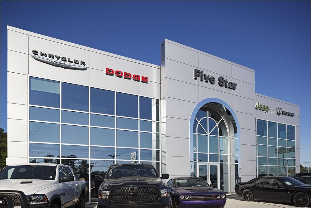 5 star chrysler dodge jeep