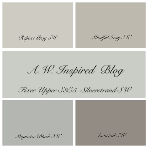 biao hgtv fixer upper interior paint colors