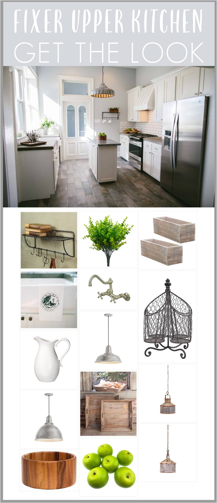 did you like this recreation of the fixer upper season 1 episode 12 kitchen pin it for later