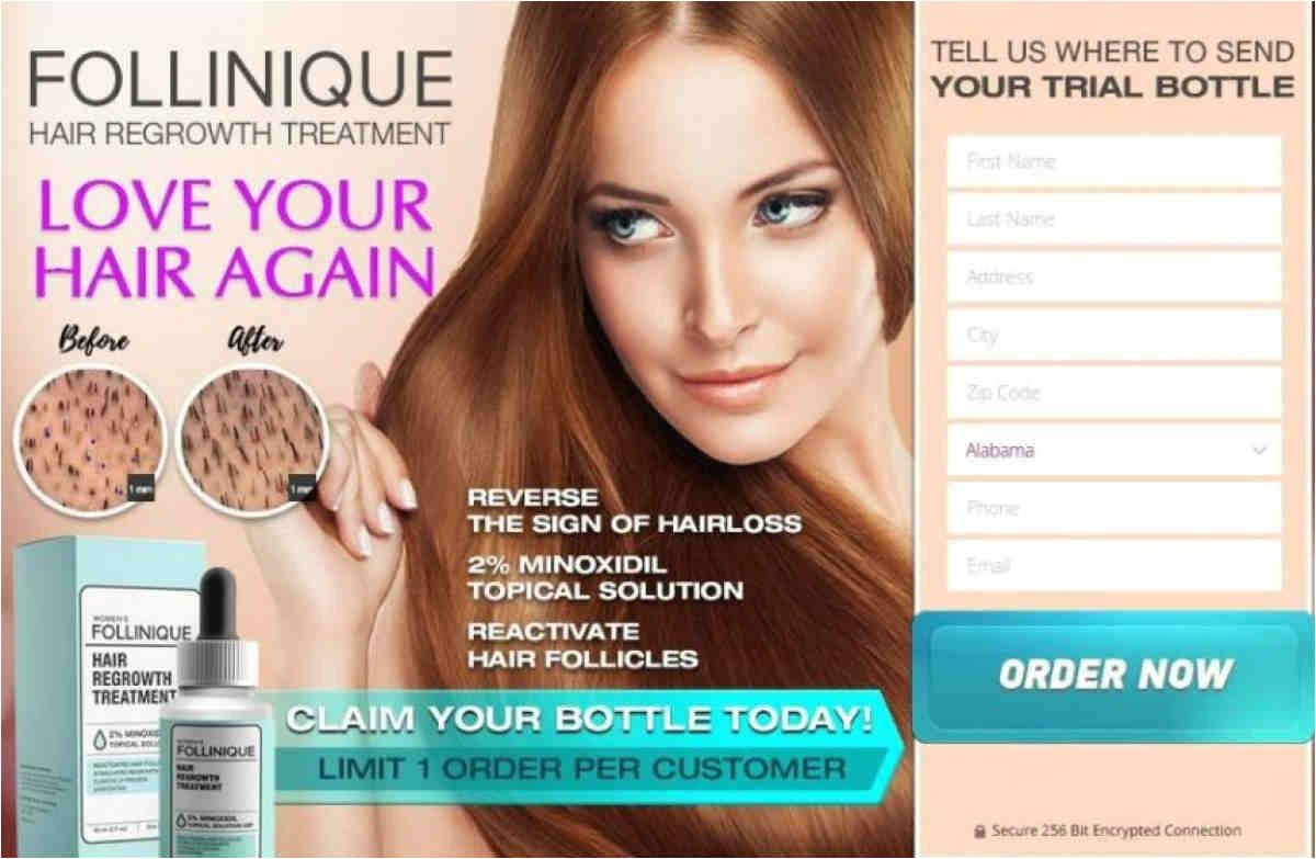 Follinique Hair Growth Reviews Follinique Reviews Hair Growth Treatment Fully Fda
