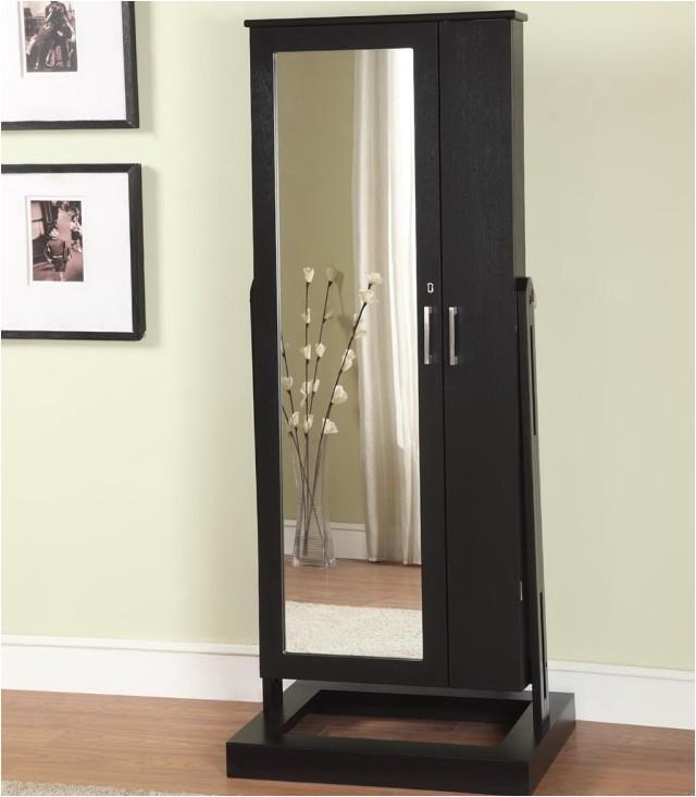 amusing full length storage mirror