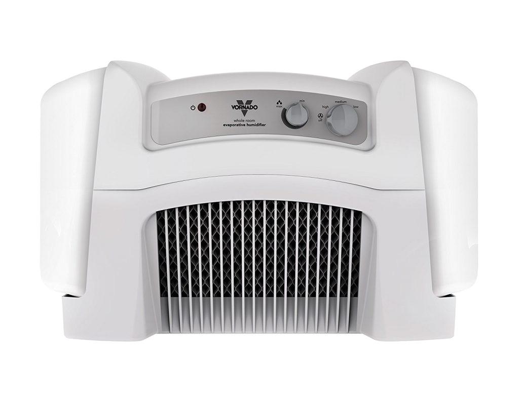 vornado evap40 4 gallon evaporative humidifier review