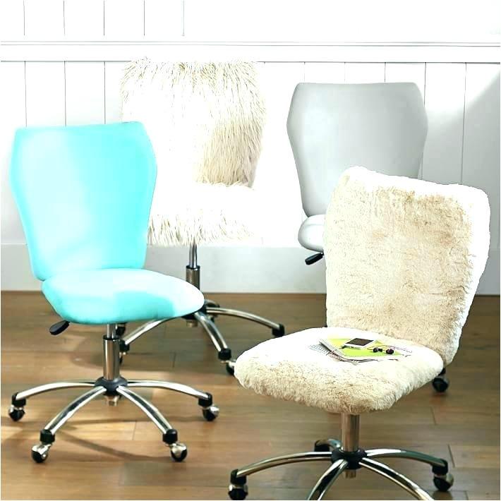 gorgeous fur desk chair chair faux fur desk chair with arms