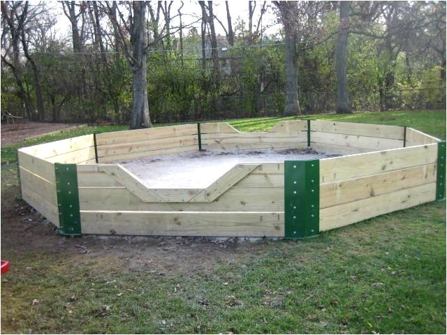 gaga ball court dimensions