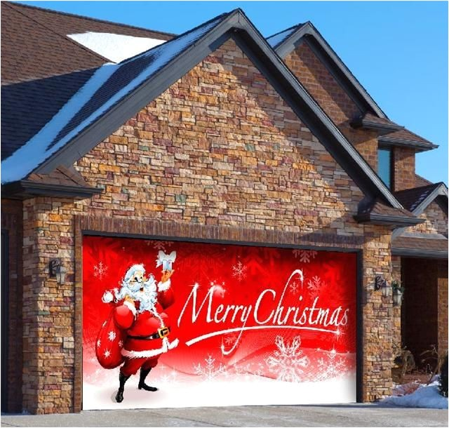 Garage Door Christmas Wrap 1000 Images About Christmas Garage Door Decor On