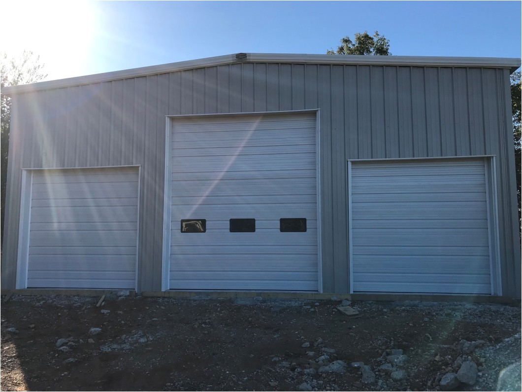 benefit from a new garage door on your property