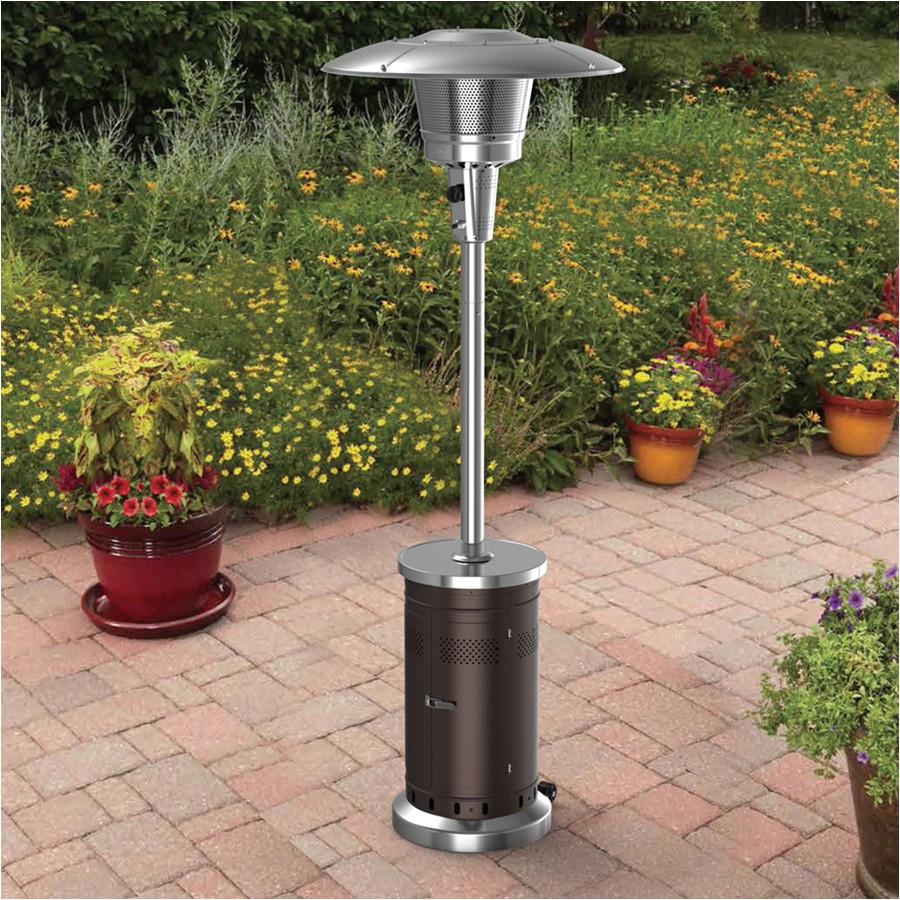 living accents outdoor patio heater manual