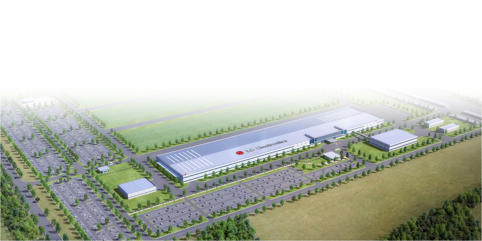 lg electronics to build us factory for home appliances in tennessee